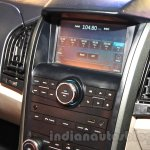 2015 Mahindra XUV500 facelift W10 central screen