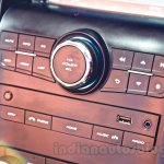 2015 Mahindra XUV500 facelift W10 controls music