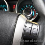 2015 Mahindra XUV500 facelift W10 cruise controls