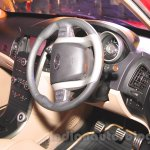 2015 Mahindra XUV500 facelift W10 dashboard