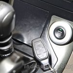 2015 Mahindra XUV500 facelift W10 engine starter button