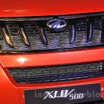 2015 Mahindra XUV500 facelift W10 grille
