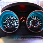 2015 Mahindra XUV500 facelift W10 instrument cluster