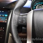 2015 Mahindra XUV500 facelift W10 music controls