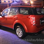 2015 Mahindra XUV500 facelift W10 rear quarter