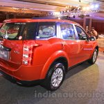 2015 Mahindra XUV500 facelift W10 rear quarters