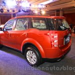 2015 Mahindra XUV500 facelift W10 rear three quarter