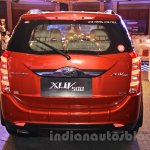 2015 Mahindra XUV500 facelift W10 rear
