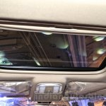 2015 Mahindra XUV500 facelift W10 sunroof