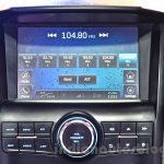 2015 Mahindra XUV500 facelift W10 touchscreen system
