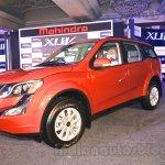 2015 Mahindra XUV500 facelift front quarter live