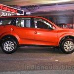 2015 Mahindra XUV500 facelift side live
