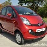 2015 Tata Nano GenX AMT front quarter angle