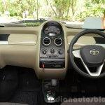 2015 Tata Nano GenX AMT interior