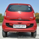 2015 Tata Nano GenX AMT rear angle