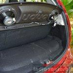 2015 Tata Nano GenX AMT rear speakers