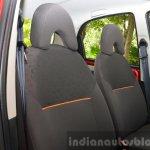 2015 Tata Nano GenX AMT seats