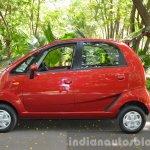 2015 Tata Nano GenX AMT side with boot open