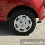 2015 Tata Nano GenX AMT wheel