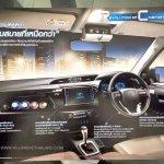 2016 Toyota Hilux Revo interior brochure