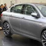Fiat Aegea doors at the 2015 Istanbul Motor Show