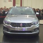 Fiat Aegea front at the Istanbul Motor Show 2015