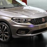 Fiat Aegea front fascia at the 2015 Istanbul Motor Show