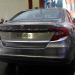 Fiat Aegea rear at the 2015 Istanbul Motor Show