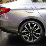 Fiat Aegea rear end at the 2015 Istanbul Motor Show