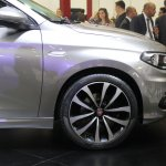 Fiat Aegea wheel at the 2015 Istanbul Motor Show