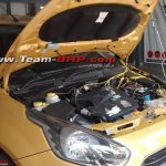 Fiat Punto Evo T-JET spied in India