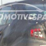 Fiat compact sedan (Linea successor) rear spied in Turin