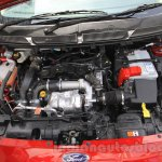 Ford Figo Aspire 1.5 TDCI engine from unveiling
