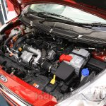 Ford Figo Aspire 1.5L diesel engine from unveiling