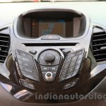 Ford Figo Aspire SYNC system from unveiling