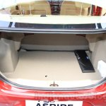 Ford Figo Aspire boot from unveiling