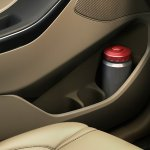 Ford Figo Aspire bottle storage press shots