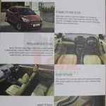 Ford Figo Aspire brochure interior