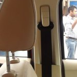 Ford Figo Aspire curtain airbag