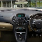 Ford Figo Aspire dashboard press shots
