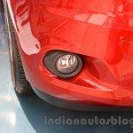 Ford Figo Aspire foglamp from unveiling