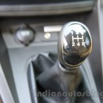 Ford Figo Aspire gear knob from unveiling