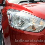 Ford Figo Aspire headlamp from unveiling