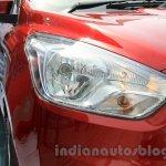 Ford Figo Aspire headlamp from unveiling