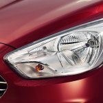 Ford Figo Aspire headlight press shots