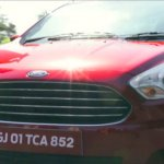 Ford Figo Aspire headlights