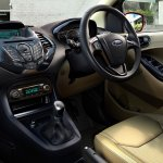 Ford Figo Aspire interior press shots