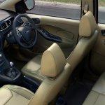 Ford Figo Aspire interiors press shots