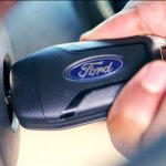 Ford Figo Aspire key