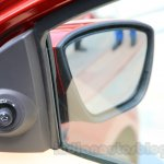 Ford Figo Aspire mirror adjustment from unveiling